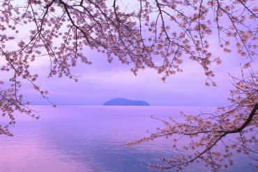 滋賀・琵琶湖