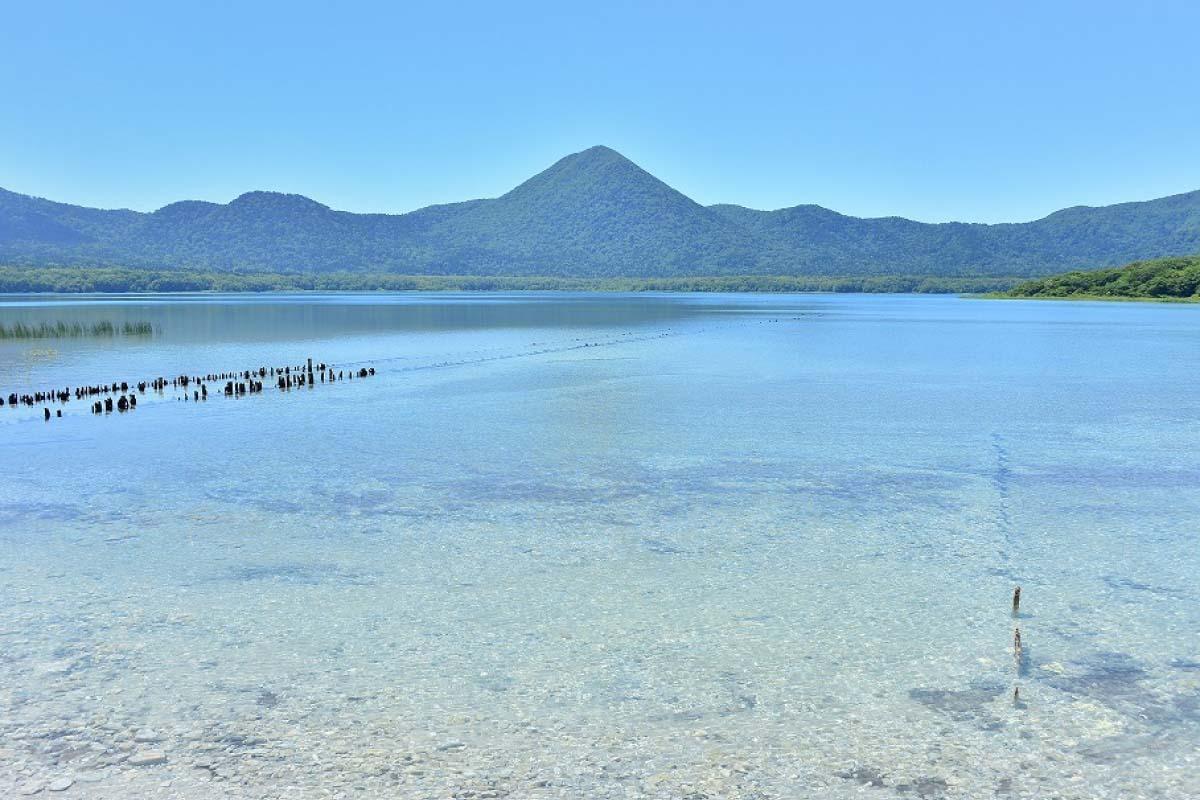 恐山・宇曽利湖
