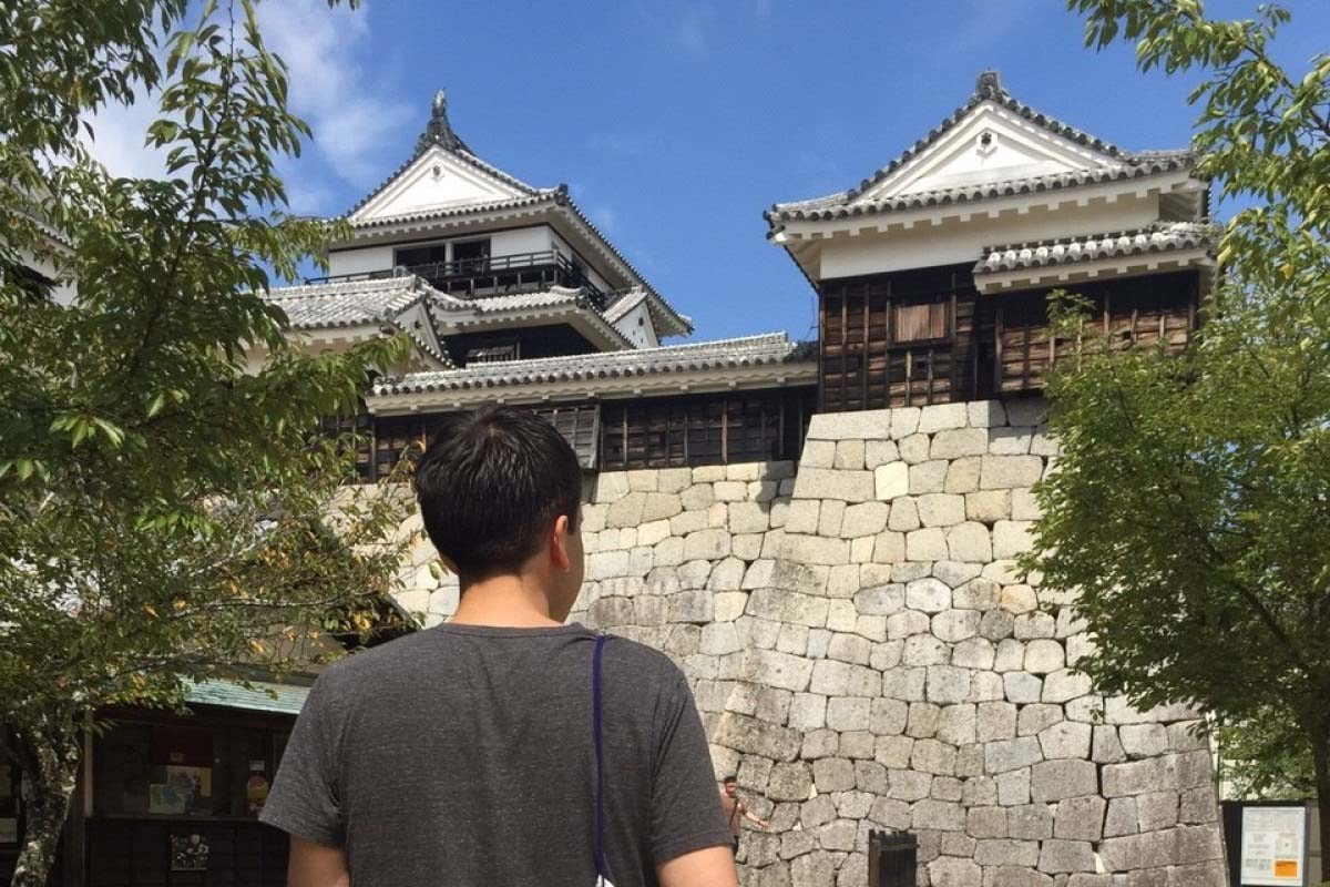 Once you try it you just can't stop –  Uwajima's famous taimeshi<Travel Diary of an American Exchange Student: Part 3>