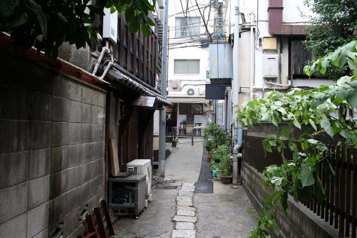 新宿 四ツ谷