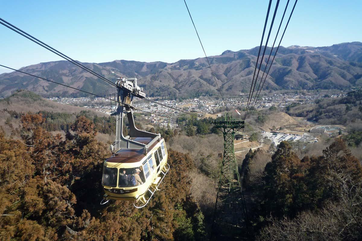 寶登山空中纜車