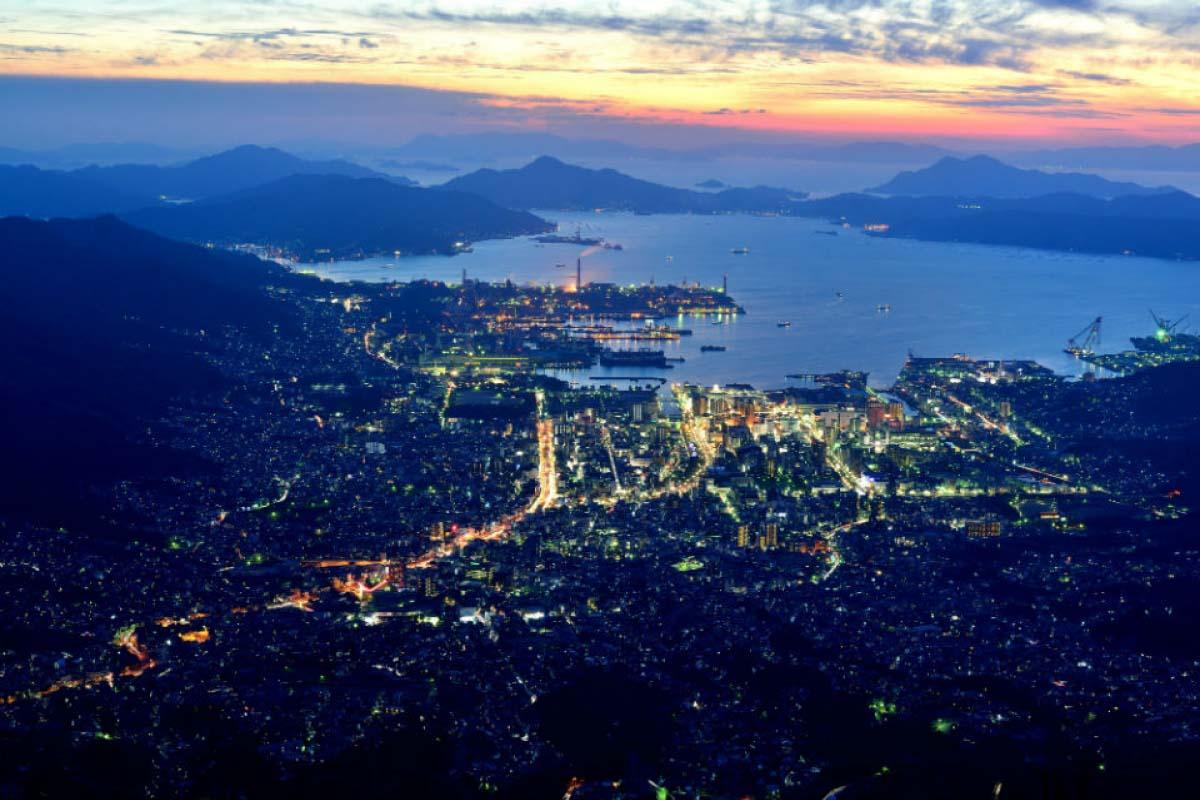 TRFでも映画でも今一番話題の広島県「呉市」にはこんな絶景が ...
