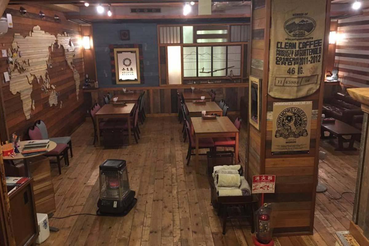 小石屋旅館  渋温泉