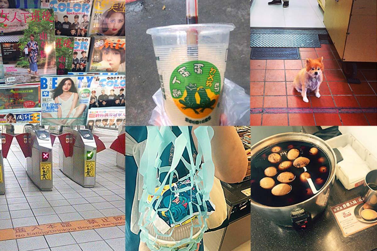 25件令來台旅遊的日本人感到驚奇的事