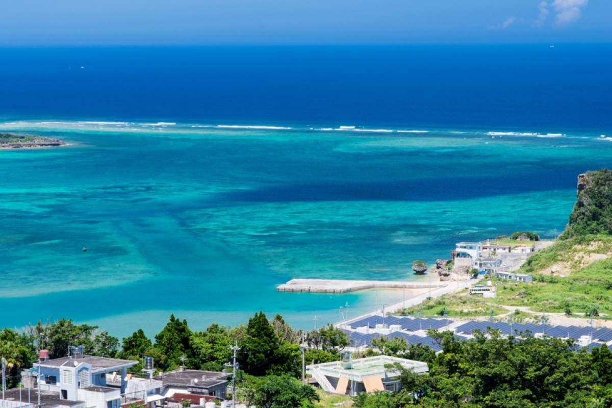 沖縄 海 きれい