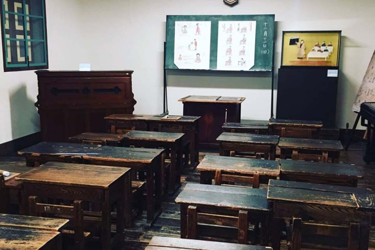 旧開智学校