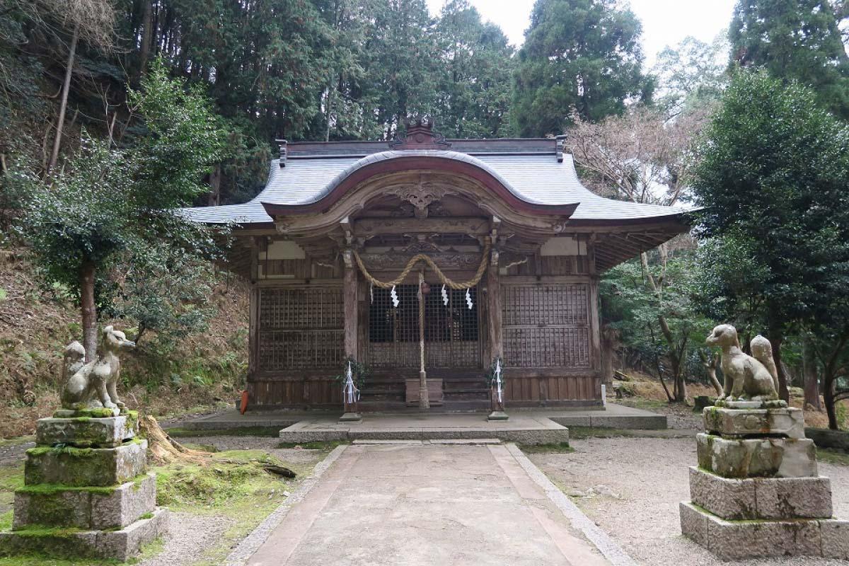 有子山稻荷神社