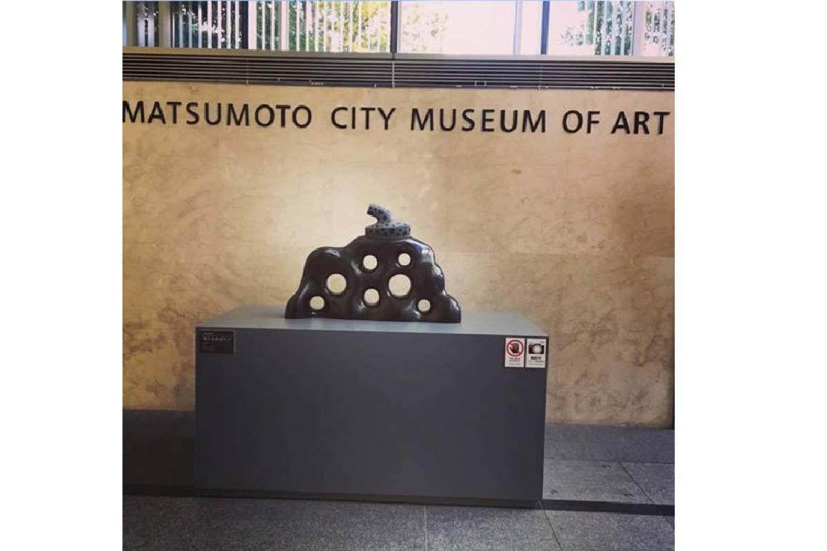 松本市立美術館