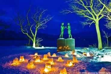 雪と光のページェント!十和田湖冬物語の見どころ5つ