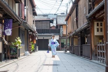 穿著浴衣漫步日本!今年夏天就到這五處拍下美美的浴衣照