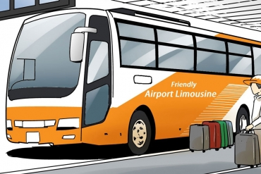 日本交通比一比!從機場出發最輕鬆的交通方式是?