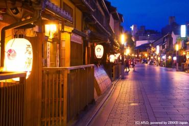 伝統的な雰囲気溢れる!祇園の街歩きを堪能<タイ人留学生の日本旅行記③>