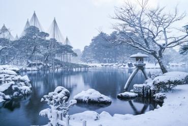 今年冬天,就到日本女子旅行名列前矛的「金澤」享受兩天一夜小旅行!