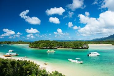 石垣島が人気急上昇中の観光地で、世界第1位に!美しい海に抱かれる離島の絶景