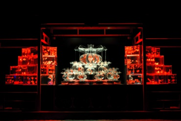 Art Aquarium at Kyoto's Nijo Castle this Fall