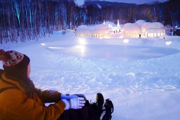 運転免許なしの編集長が行ってきた!星野リゾート トマムのフォトジェニックな雪山の絶景へ