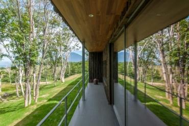怎麼擁有一片屬於你的森林?北海道最美旅館——坐忘林