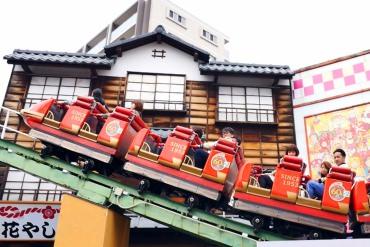 復古才好玩!3個帶你穿越時空的東京遊樂園推薦