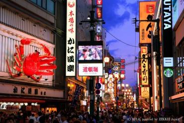 タイ人留学生ジニーが大阪、京都の有名観光スポットをご案内!<タイ人留学生の日本旅行記①>