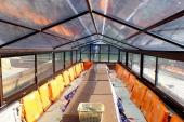 日本冬天鑽進熱呼呼的暖被桌吧!悠遊於水上的5大「暖被桌舟」賞絕景