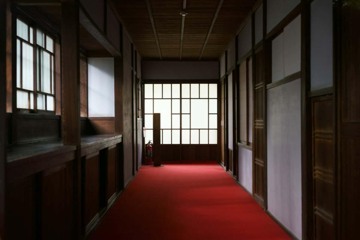 東京都江戸東京博物館分館・江戸東京たてもの園