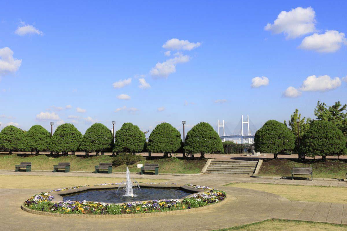 港見丘公園