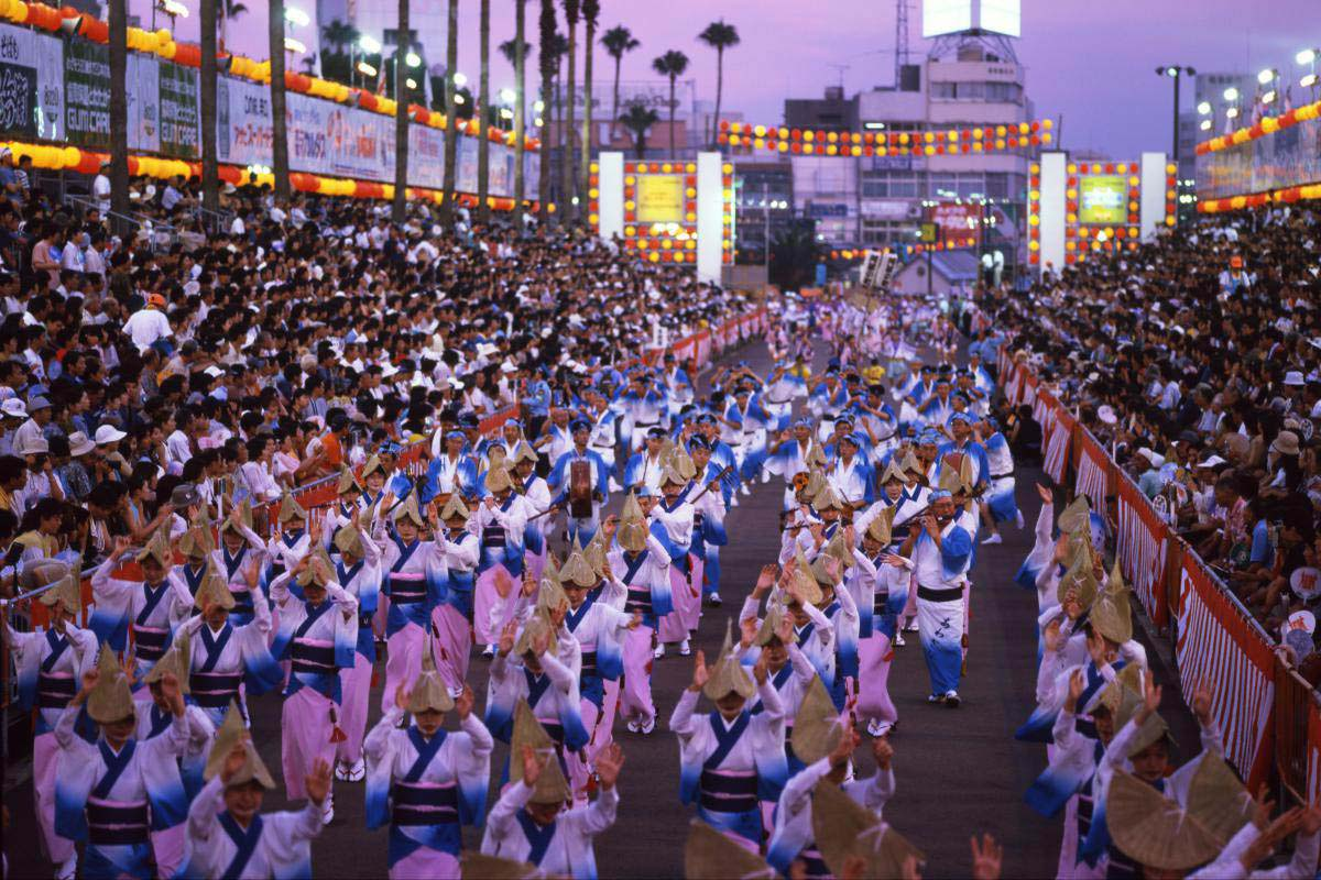 Awa Dance Festival