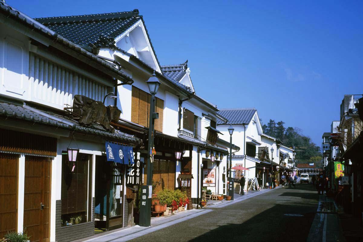 日田豆田町