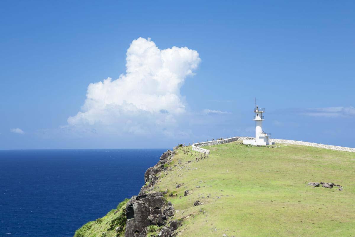Yonaguni Island