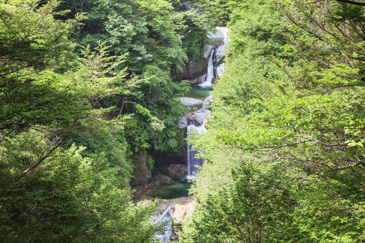 Ojiragawa Valley