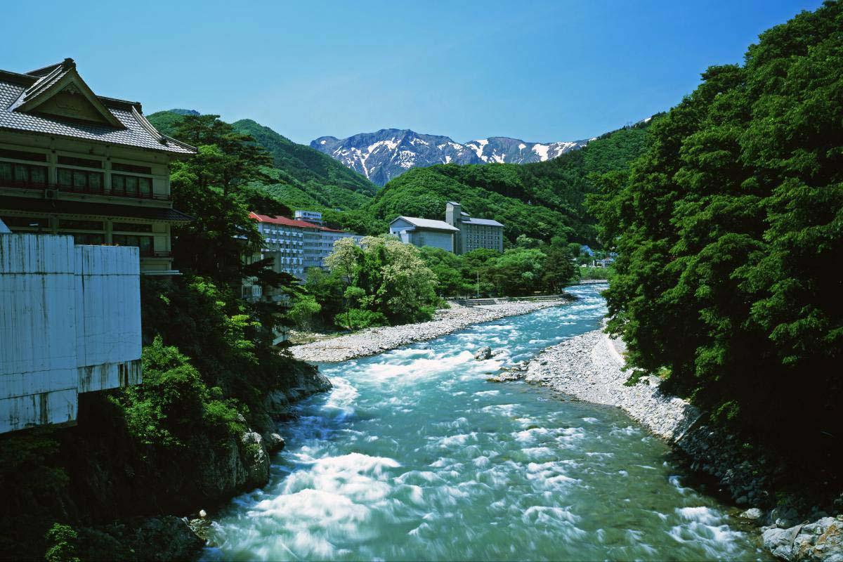 Minakami-Onsen