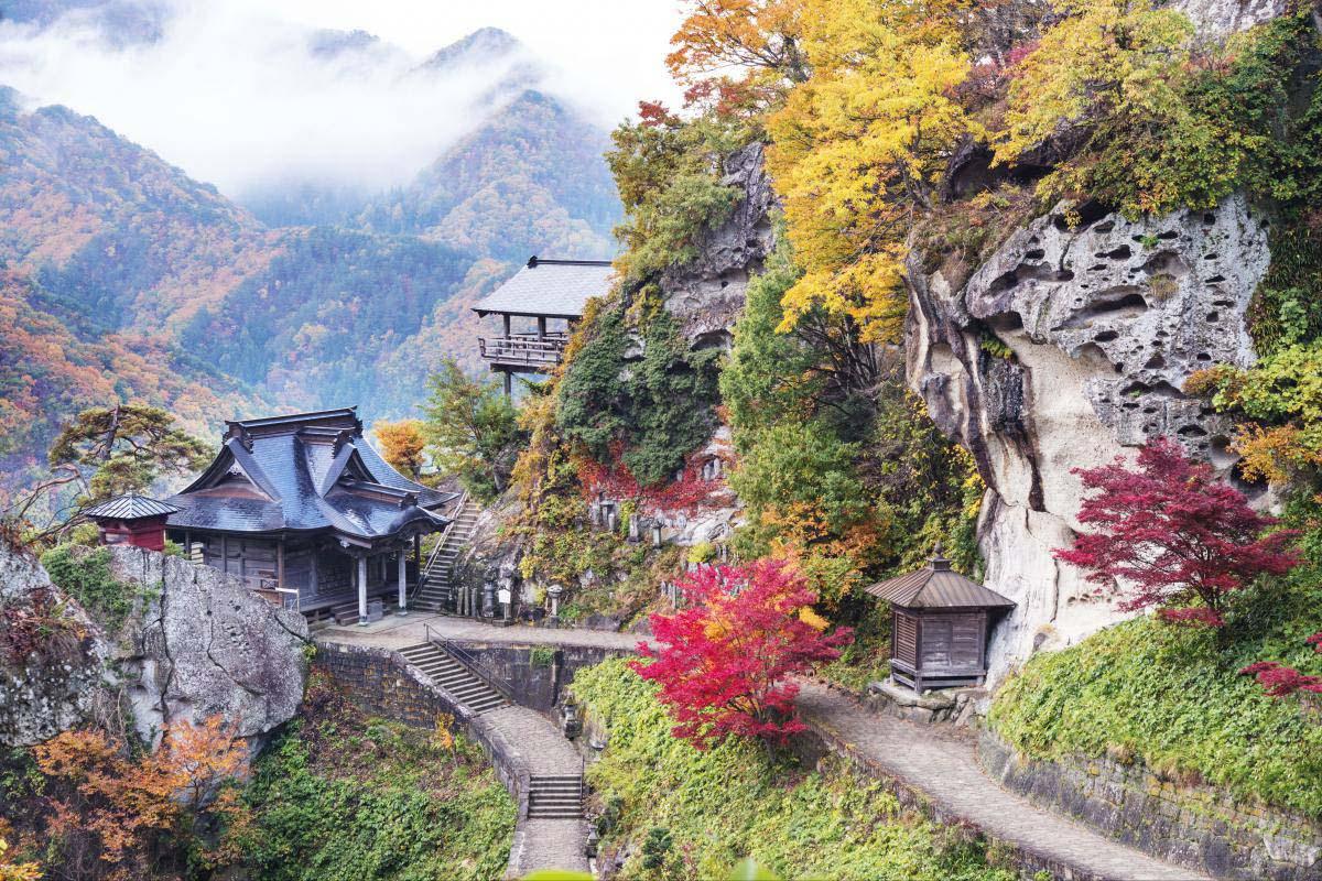 「立石寺」的圖片搜尋結果