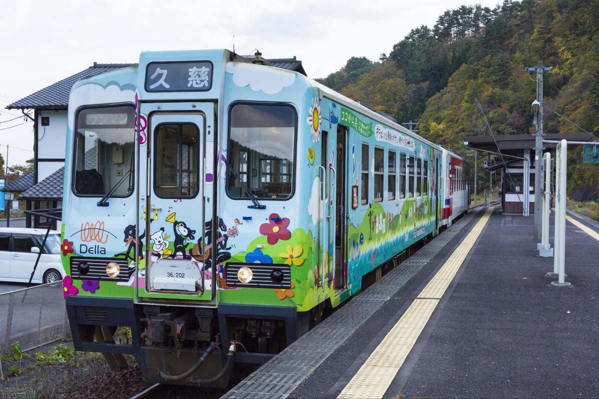 Sanriku Railway