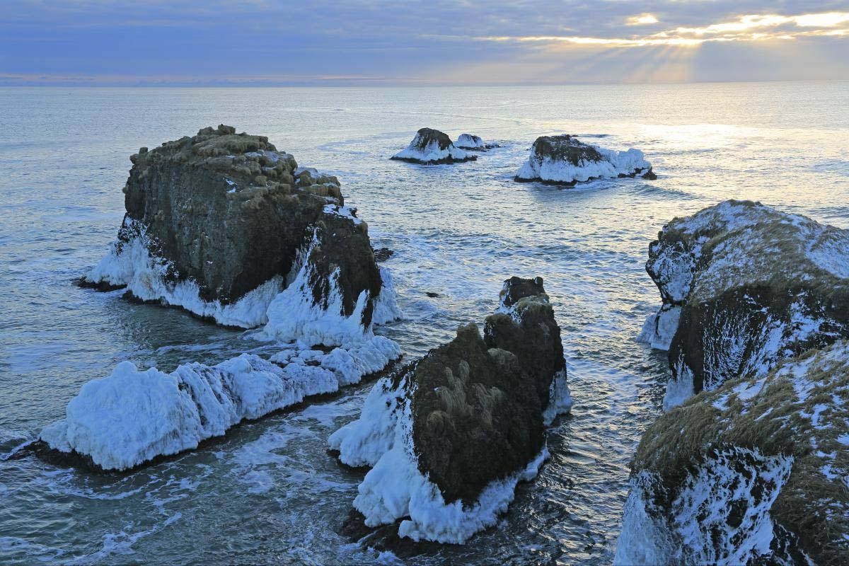 Kiritappu(Tobutsu) Cape