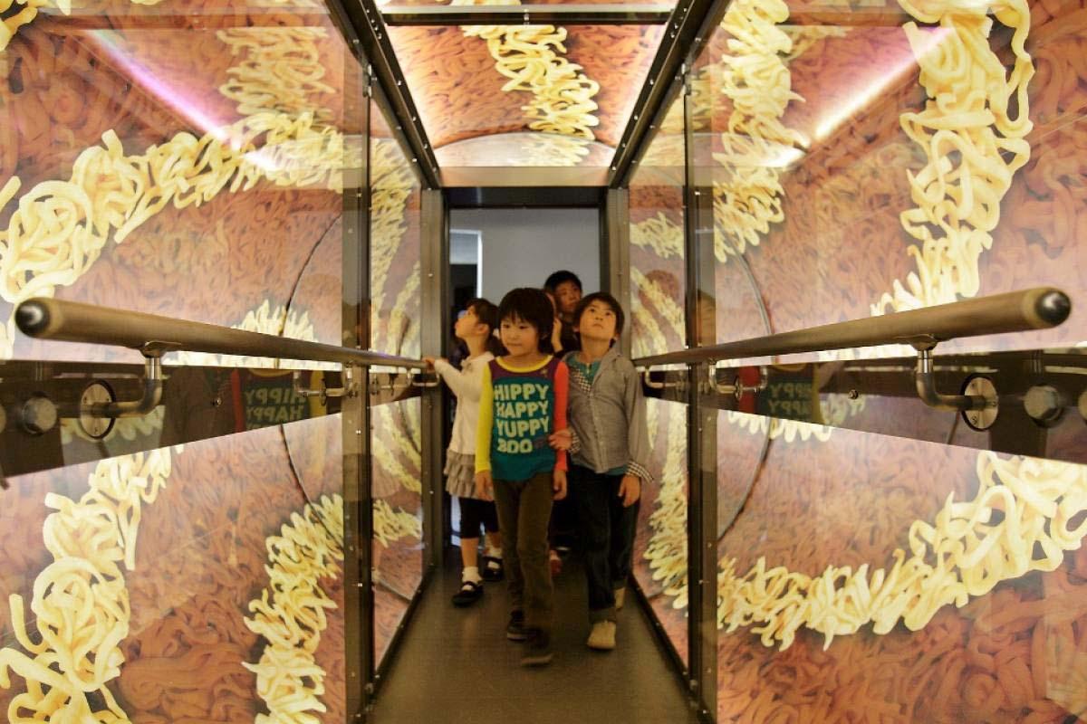 Cup Noodles Museum (Momofuku Ando Instant Ramen Museum)