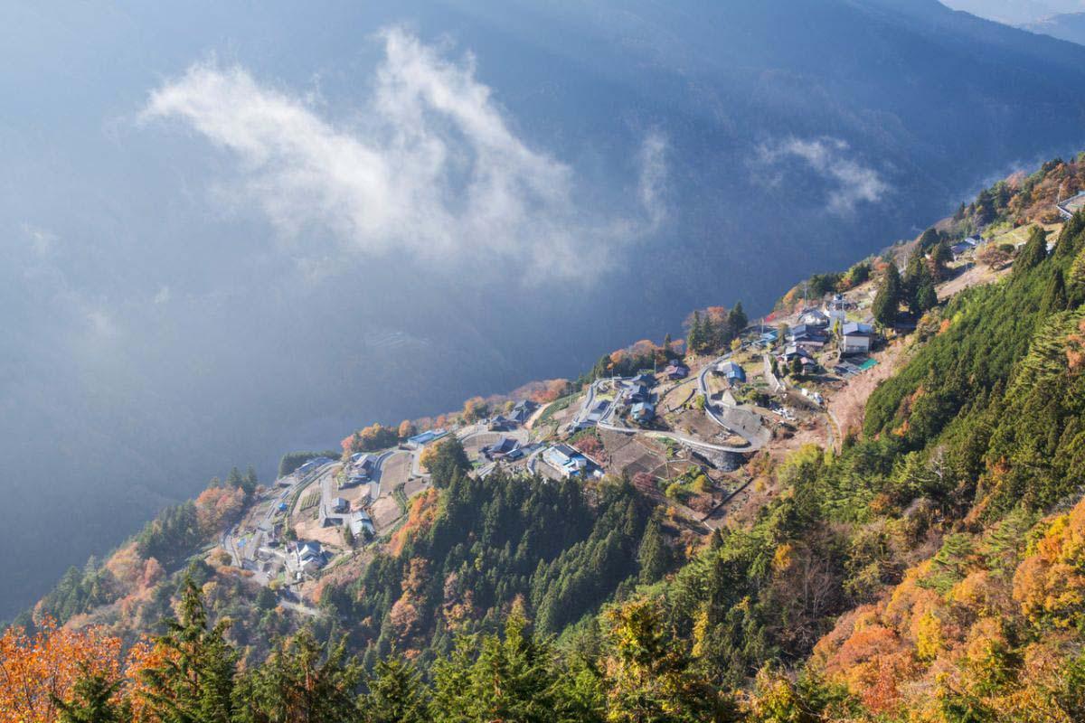 Shimoguri-no-sato (Shimoguri Village)