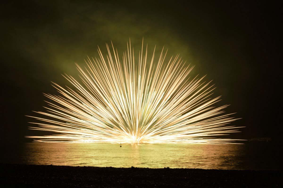 熊野大型花火大會