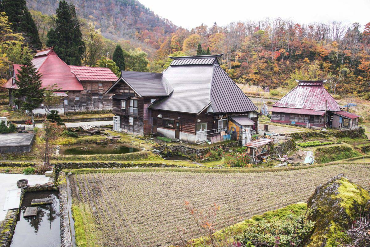 Akiyamago Region