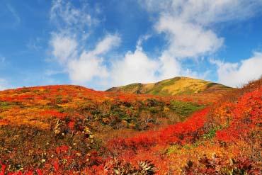 Mt. Kurikoma (Sukawadake)