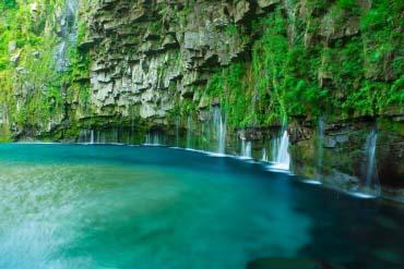 雄川の滝(鹿児島)