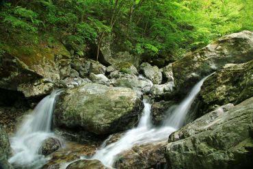 御手洗溪谷(奈良)
