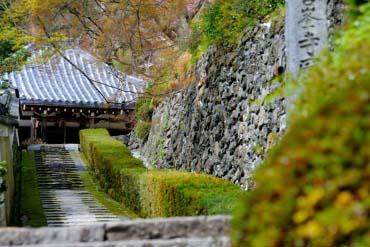 Yoshiminedera Temple(Kyoto)