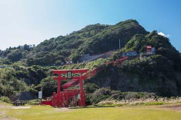 元乃隅稲成神社(山口)