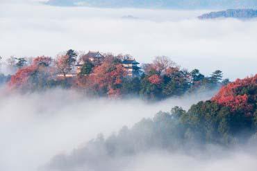 備中松山城(岡山)