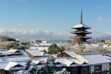 法観寺(八坂の塔)(京都)