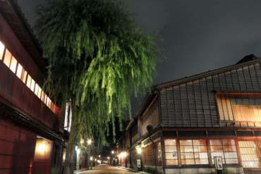 東茶屋街(金澤)