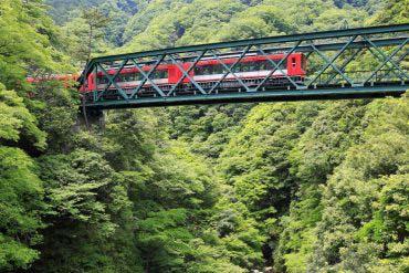 箱根登山鉄道(箱根)