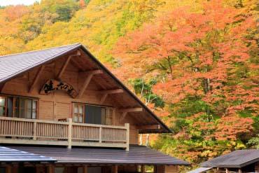 Aoni Onsen (Hot Springs)