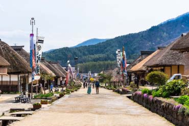 大内宿(福島)