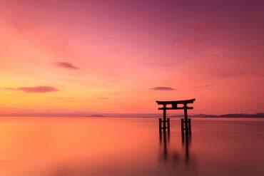 Lake Biwa(Shiga & Lake Biwa )